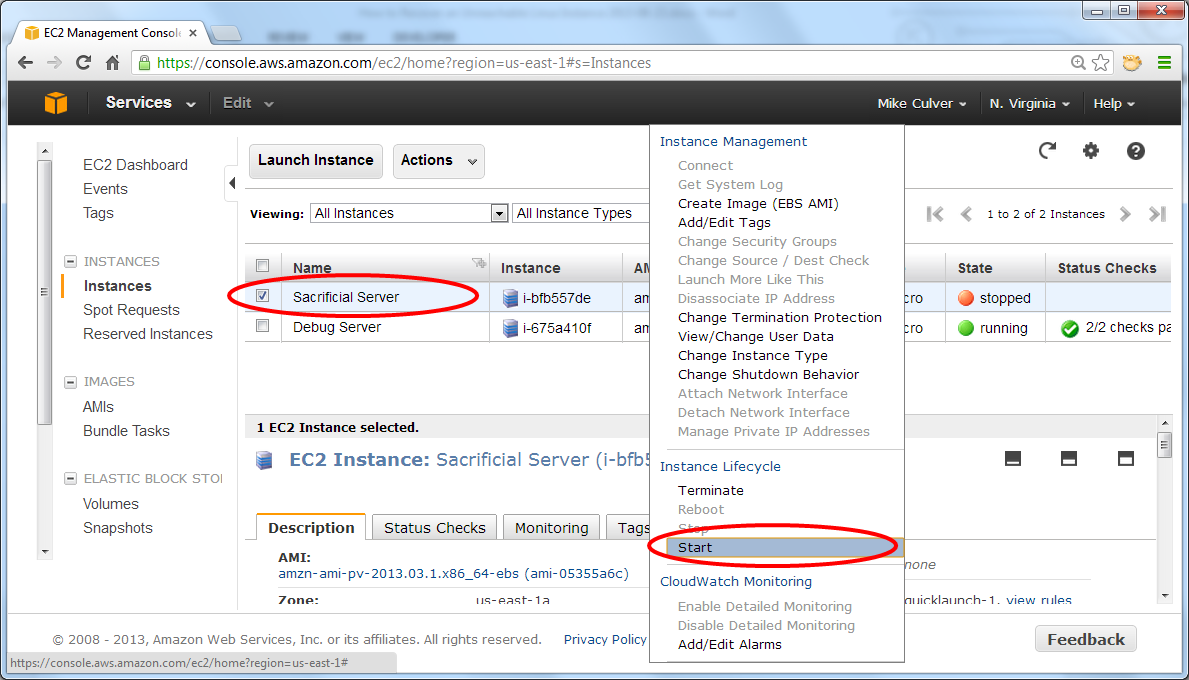 How to Recover an Unreachable #Linux Instance on #AWS