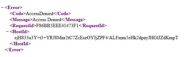 Myke ⁓ Top Ten Aws Status Code 403 Error Code Accessdenied