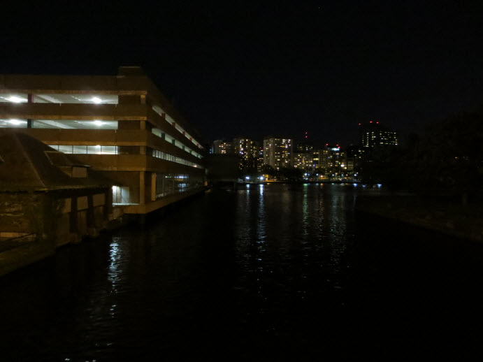 Charles River at Night