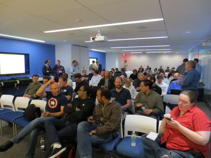 Boston AWS Meetup