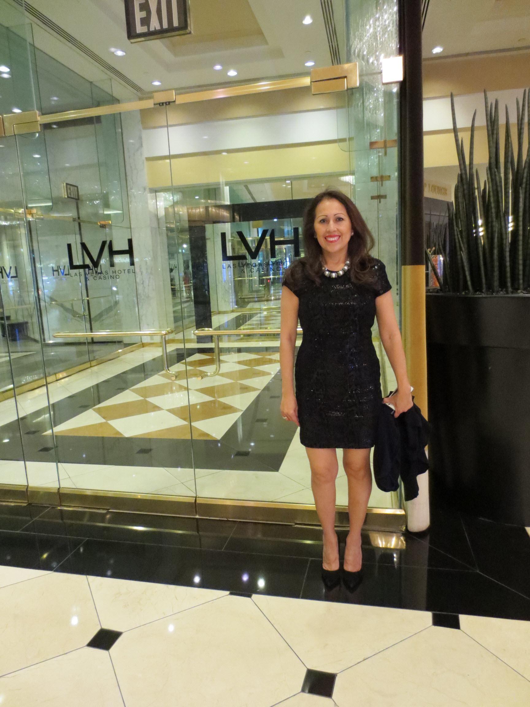 Carmen Barr Supermodel LVH