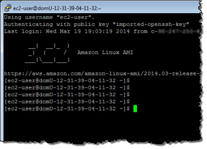 Amazon Linux Ami 201403 Is Now Available Aws News Blog