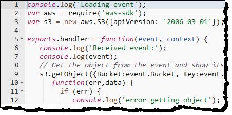 AWS Lambda – Run Code in the Cloud | AWS News Blog