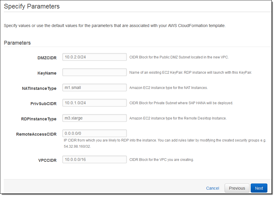 Marvelous Rapidly Deploy SAP HANA on AWS With New Deployment Guide and Templates