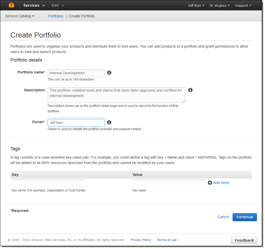 Coming Soon – AWS Service Catalog   AWS News Blog
