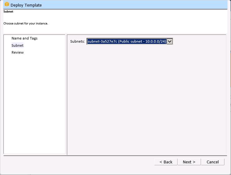 New AWS Management Portal for vCenter | AWS Blog