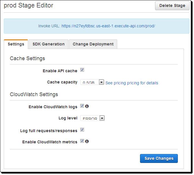 Amazon API Gateway   AWS Blog