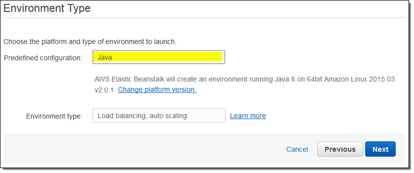 Elastic Beanstalk Update – Support for Java and Go | AWS News Blog
