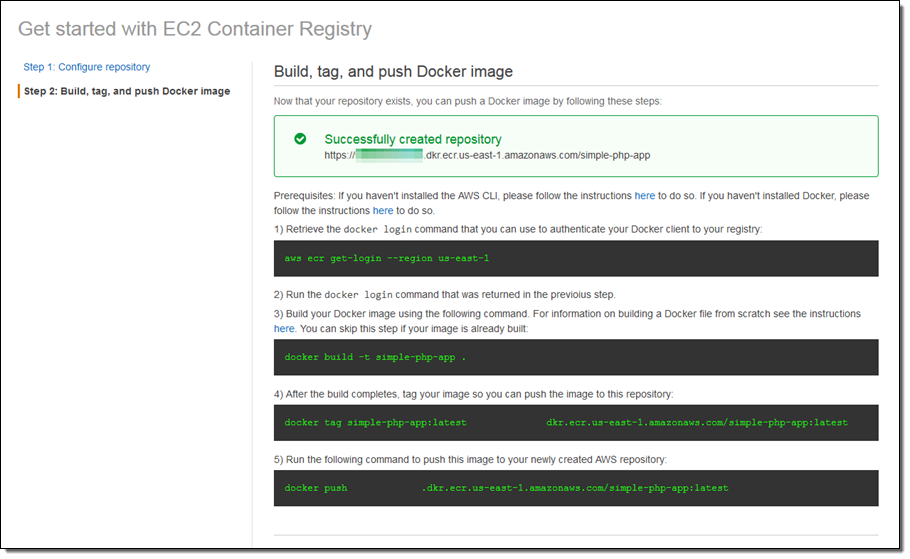 EC2 Container Registry – Now Generally Available | AWS News Blog