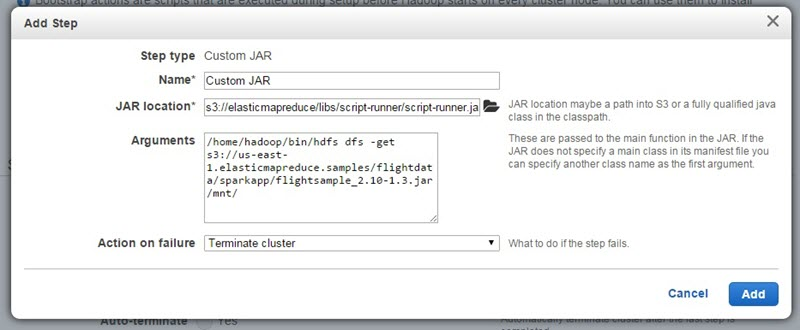 New – Apache Spark on Amazon EMR - Browser Zone