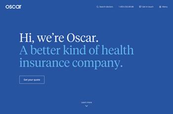 Oscar Health – A new Kind of Health Insurance Company, Powered by