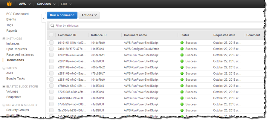 New EC2 Run Command – Remote Instance Management at Scale | AWS News