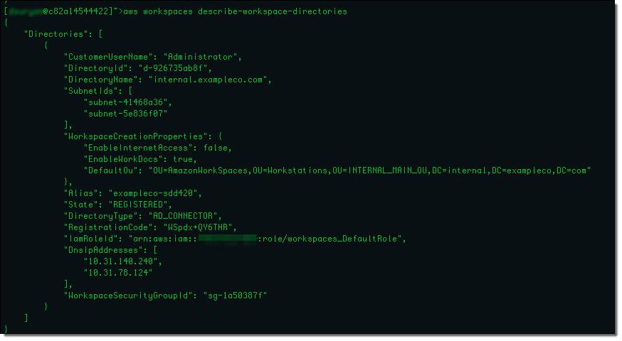 Now Available – Amazon WorkSpaces API & CLI   AWS News Blog