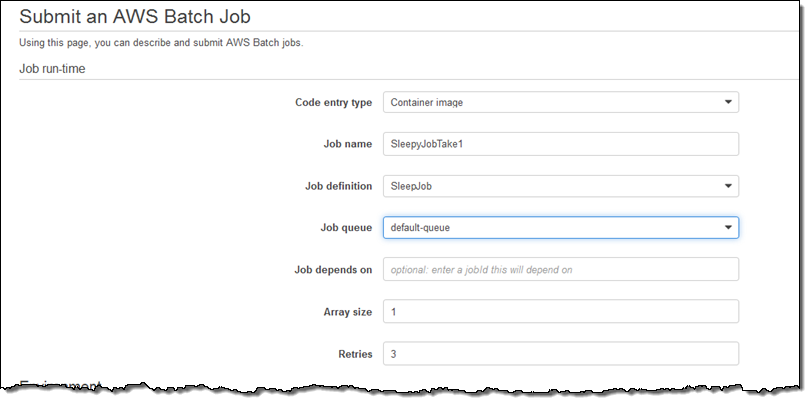 AWS Batch – Run Batch Computing Jobs on AWS | AWS News Blog