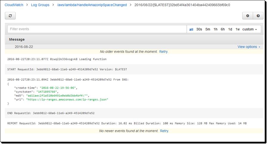 Improvements to CloudWatch Logs & Dashboards   AWS News Blog