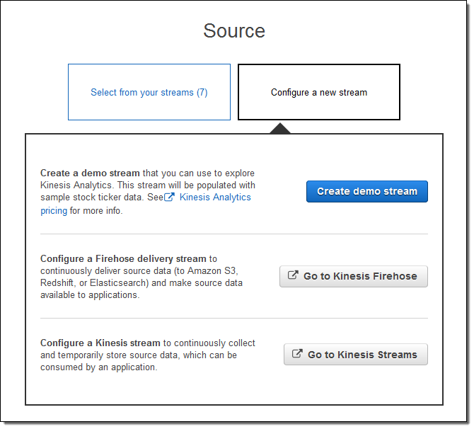 Amazon Kinesis Analytics Process Streaming Data In Real Time With