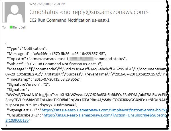 Amazon SNS | AWS Blog