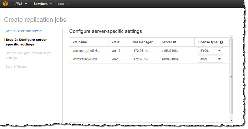 New – AWS Server Migration Service | AWS News Blog