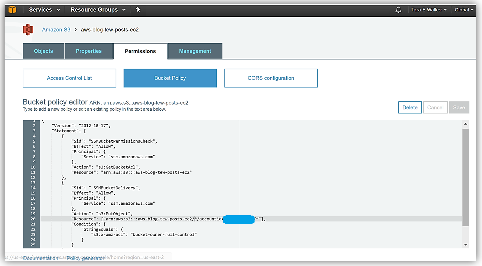 Amazon ec2 systems manager aws blog to configure the inventory collection using this bucket i will head back over to the ec2 console and select managed resources under systems manager shared 1betcityfo Gallery