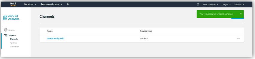 介绍 AWS IoT Analytics:比以往任何时候都快地大规模交付 IoT Analytics