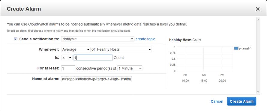 New – Application Load Balancing via IP Address to AWS & On-Premises