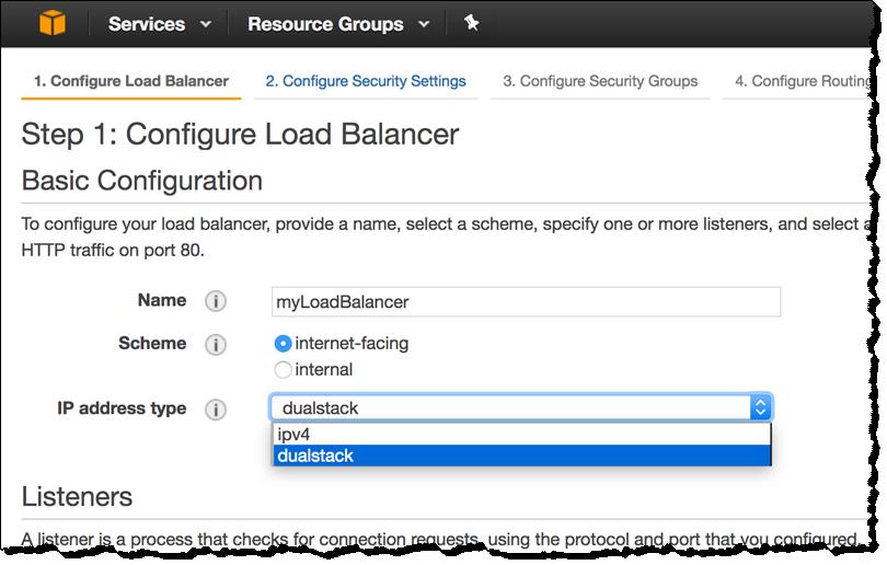 Amazon Elastic Load Balancer | Noise