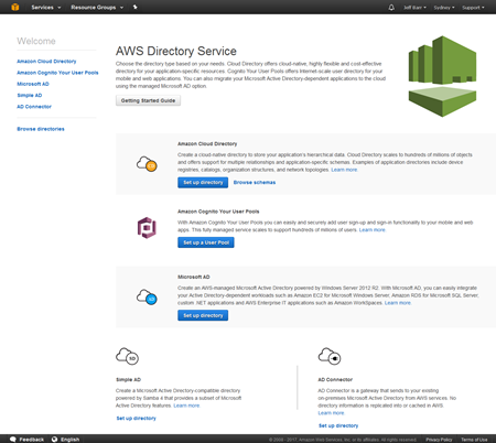 Amazon Cloud Directory A Cloud Native Directory For Hierarchical