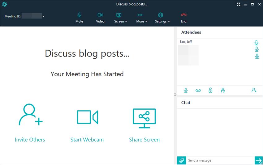 Amazon Chime – Unified Communications Service | AWS News Blog