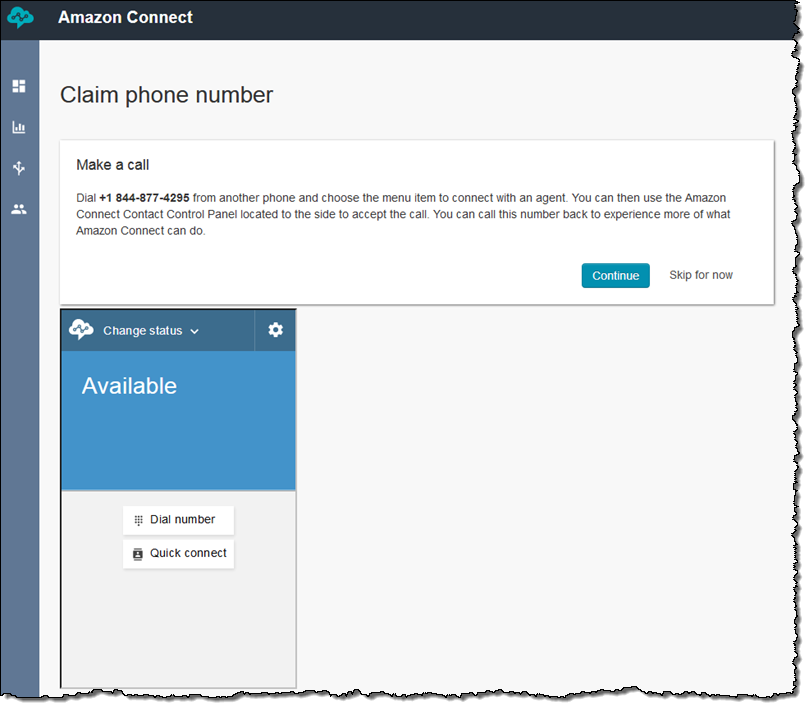 Amazon Connect – Customer Contact Center in the Cloud | AWS Blog