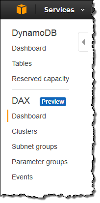 Amazon DynamoDB Accelerator (DAX) – In-Memory Caching for