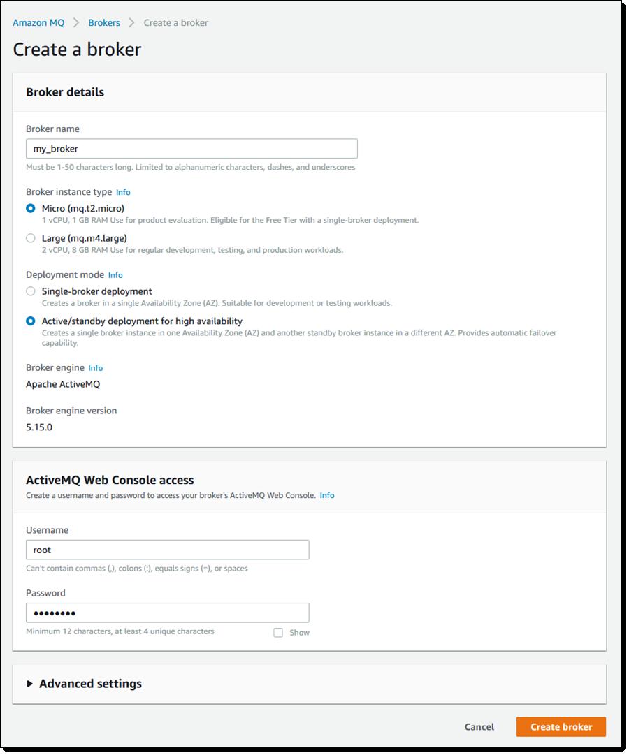 Amazon MQ – Managed Message Broker Service for ActiveMQ | AWS News Blog