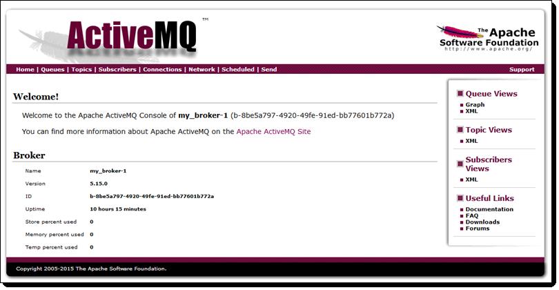 Amazon MQ – Managed Message Broker Service for ActiveMQ