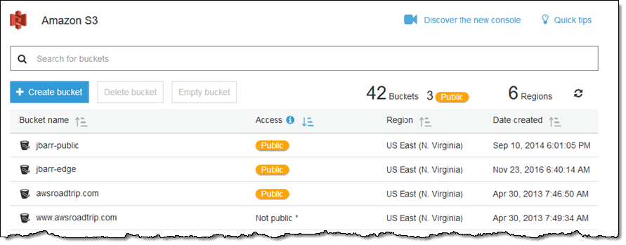 Amazon S3 Block Public Access – Another Layer of Protection