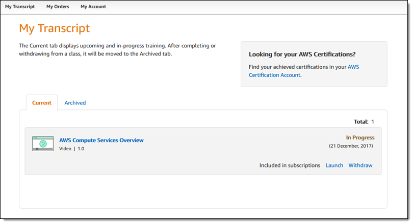 AWS Training & Certification Update – Free Digital Training + ...