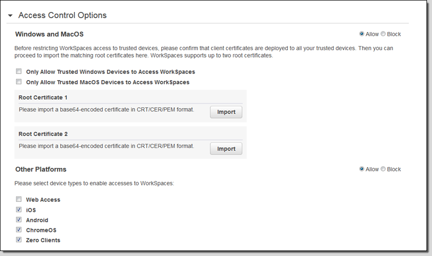 New Managed Device Authentication For Amazon Workspaces Aws News