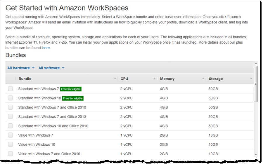 Amazon WorkSpaces   Noise