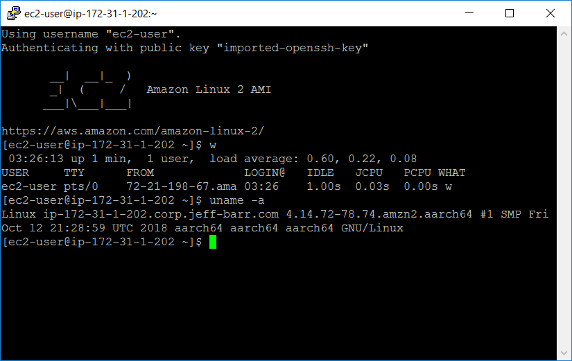 New – EC2 Instances (A1) Powered by Arm-Based AWS Graviton