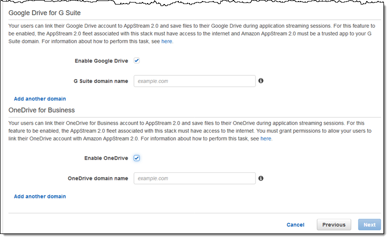 Amazon AppStream 2 0 | Noise