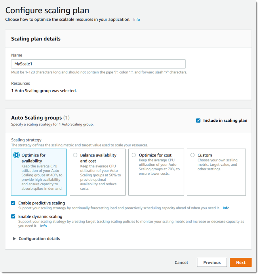 Amazon Introduces the Predictive Scaling Feature to EC2