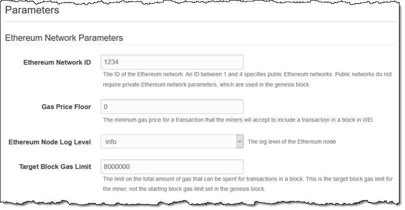 Introducing AWS Blockchain Templates for Ethereum and Hyperledger Fabric