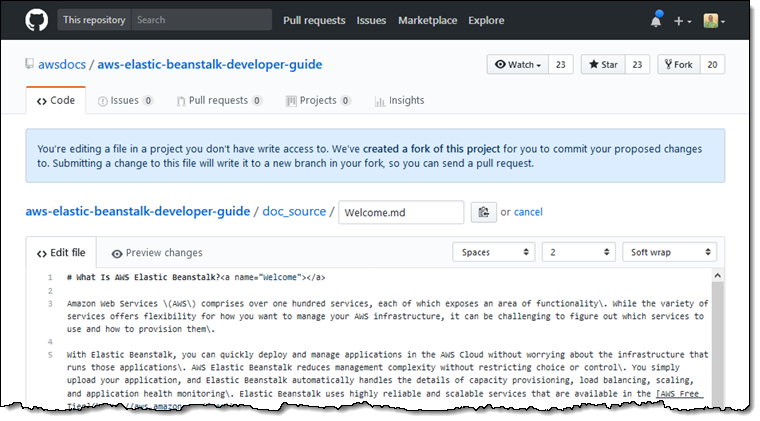 AWS Documentation is Now Open Source and on GitHub | AWS