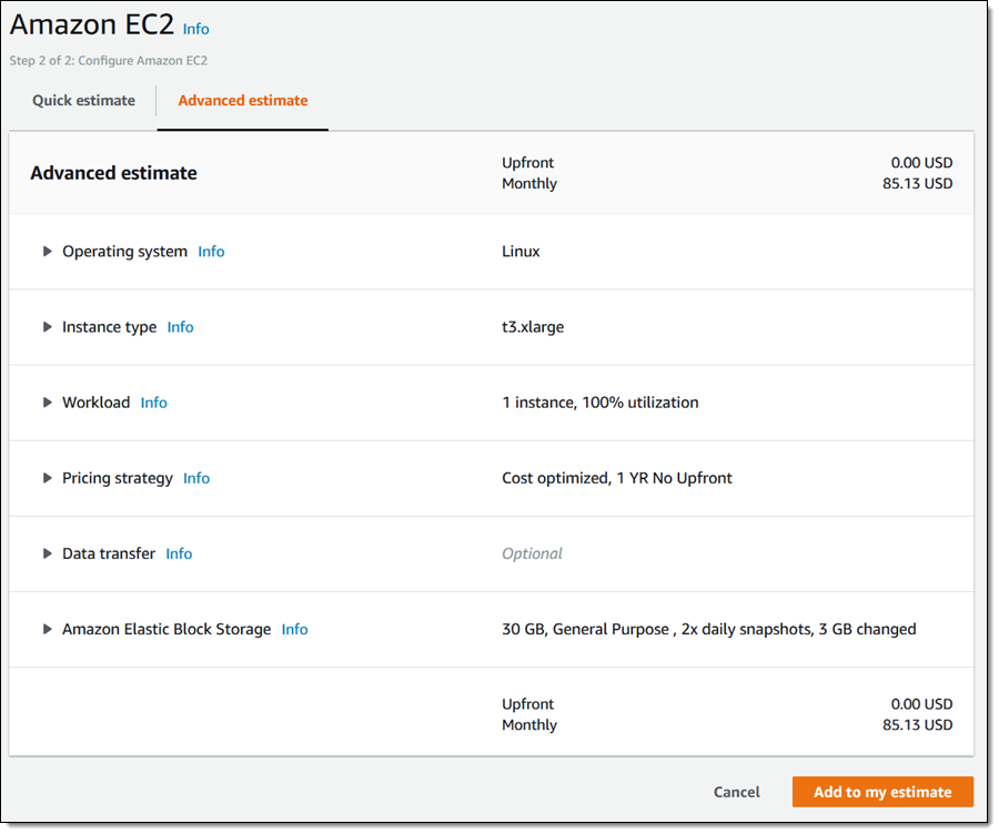 Check it Out – New AWS Pricing Calculator for EC2 and EBS