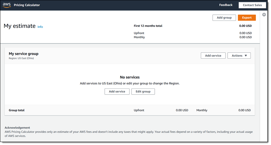 Check it Out – New AWS Pricing Calculator for EC2 and EBS | AWS News