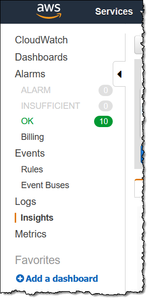 New – Amazon CloudWatch Logs Insights – Fast, Interactive Log Analytics