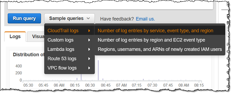 New – Amazon CloudWatch Logs Insights – Fast, Interactive Log
