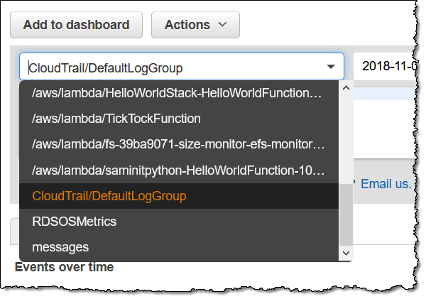 New – Amazon CloudWatch Logs Insights – Fast, Interactive Log