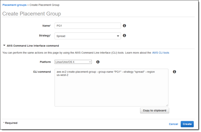 Recent EC2 Goodies – Launch Templates and Spread Placement