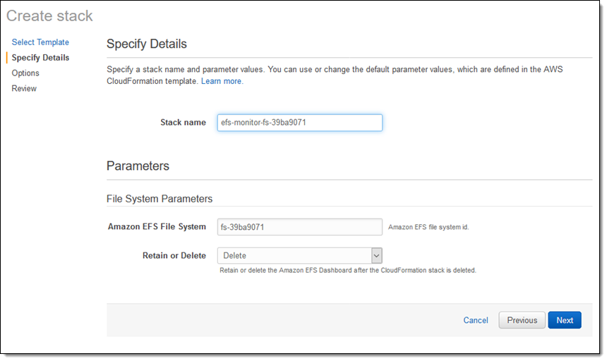 New – Provisioned Throughput for Amazon Elastic File System