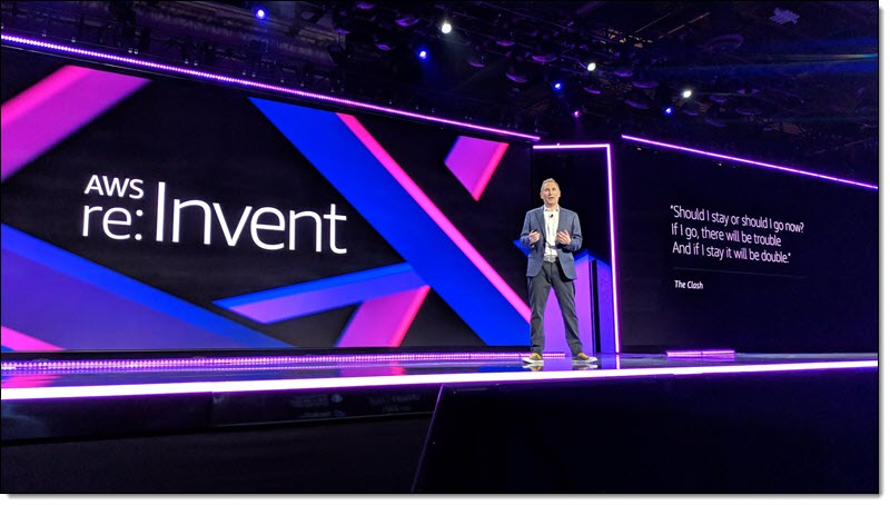 AWS Launches, Previews, and Pre-Announcements at re:Invent
