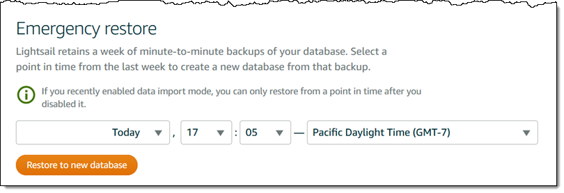 New – Managed Databases for Amazon Lightsail   AWS News Blog